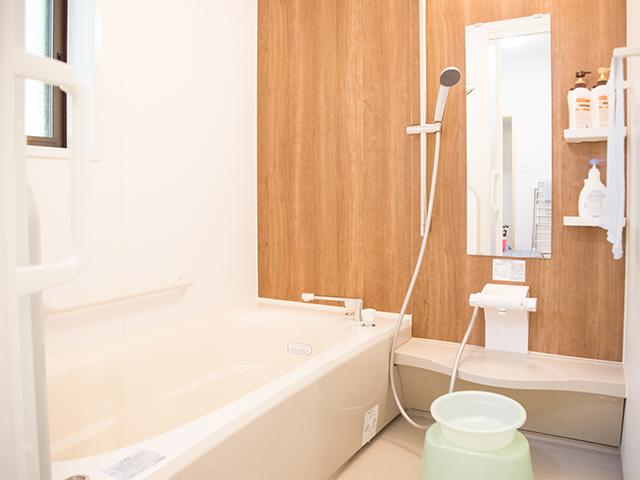 海の家(本館)バスルーム
