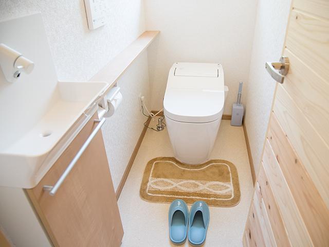 海の家(本館)トイレ